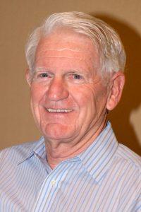 Donald Newman Portrait