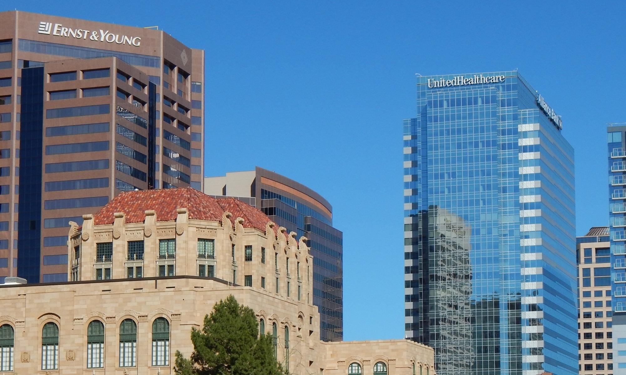 Image of Arizona State Capitol Building